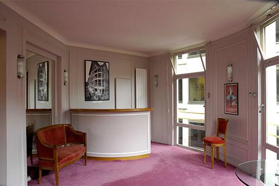 salon Jean Anouilh, comédie et studio des champs-élysées