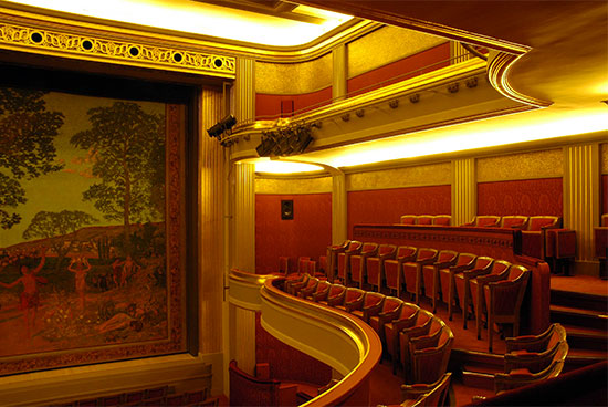 theatre de la comédie des champs-elysées